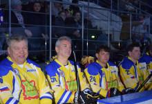 Хоккей с губернатором 01 марта 2019