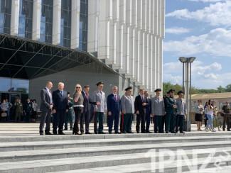Губернатор Пензенской области принял парад в преддверии 9 мая. Как это было (ФОТО)