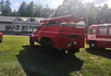 Пожарный - профессия героическая