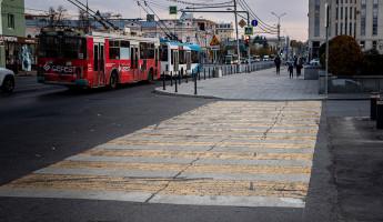 Смертельная опасность за счет бюджета. Почему на дорогах стирается новая разметка