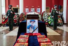 Прощание с Владимиром Керханаджевым, 09.12.2020