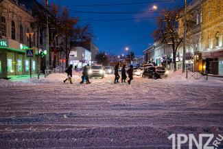 Снегопад vs мэрия Пензы. Счёт 2:0 – фоторепортаж