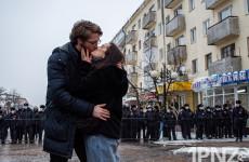 Снимите это немедленно! Как на самом деле в Пензе прошел митинг в поддержку Навального