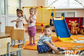 Спасибо Путину за это. Как в пензенской Заре открывали новый детский сад: фоторепортаж