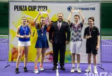 «Penza Cup-2021». Награждение, 20.03.2021
