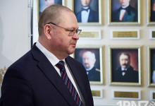 Представление врио губернатора О. Мельниченко, 27.02.2021