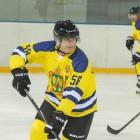 Белозерцев сменил ракетку на клюшку: глава региона сыграл в хоккей
