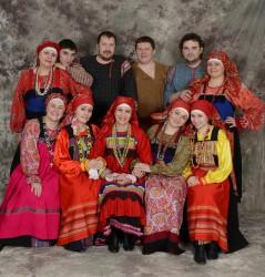 Пензенский ансамбль «Миряне» выступит на международном фестивале русской культуры «Корнями в России»