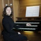 В Пензе с сольным концертом выступит органистка Светлана Суханова