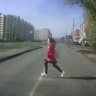 В Пензе на ГПЗ ребенок бросился под колеса автомобиля