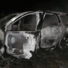 В Пензе на ГПЗ сгорела очередная иномарка