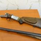 Житель Пензенской области оказался на скамье подсудимых из-за найденной «двустволки»