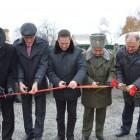 В Пензе в районе Ахун открыли сквер 70-летия Победы
