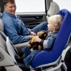 В Пензенской области ГИБДД накажет рублем за опасную перевозку детей
