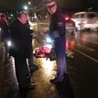 В Кузнецке иномарка на полном ходу сбила 37-летнюю женщину