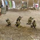 В Пензе прошел кубок ФСКН России по страйкболу