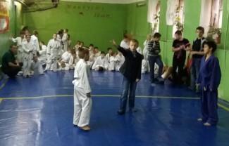 Спорт для президентов. Супиков поддержал пензенских дзюдоистов