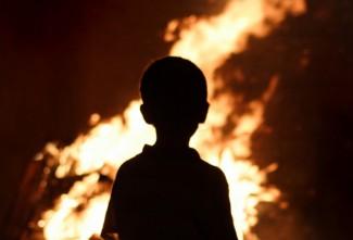 Родные Миши Опри, сгоревшего в Каменке, не верят в официальную версию следствия