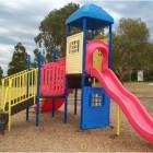 В районах Пензенской области построили 45 новых детских площадок