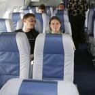 Пассажирский самолет «Пенза-Москва» с трудом добрался до столицы