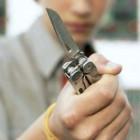 В Пензенской области 17-летний подросток, угрожая ножом, ограбил магазин