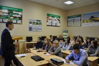 Директор пензенского отделения «Россехльхозбанка» прочтет лекцию студентам сельхозакадемии