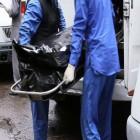 На Шуисте в Пензе обнаружен труп мужчины, погибшего при загадочных обстоятельствах
