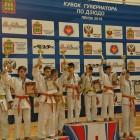 Пензенские спортсмены завоевали девятнадцать медалей на Кубке губернатора по дзюдо