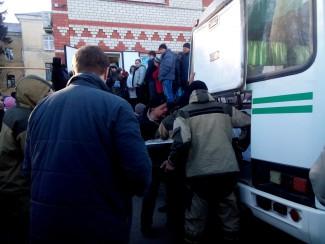 Не «Нора», а могила. На похоронах Алексея Терентьева прозвучала версия заказного убийства бизнесмена – полный репортаж из Кузнецка
