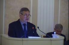 Белозерцев будет лично утверждать членов общественной палаты