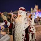 Новогодние гуляния в центре Пензы продлятся до трех часов ночи