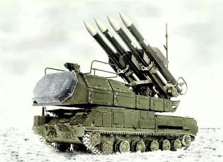 Зенитная ракетная бригада ЦВО заступила на дежурство в Пензенской области