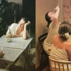 Пензенские девушки «позавтракали шампанским»…