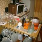 Житель Пензенской области организовал в своей бане дезоморфиновую лабораторию
