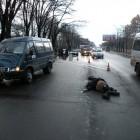 Под Пензой под колесами «Газели» погибла пенсионерка
