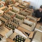 В Кузнецке полицейские «накрыли» подпольный завод, производящий «Баккарди»