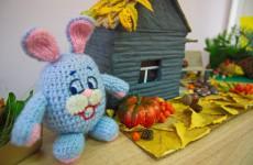 В пензенском детском саду № 141 прошла выставка семейных работ из природного материала