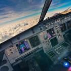 Пилот самолета, летевшего в Пензу, скончался на борту во время рейса