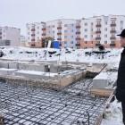 Кувайцев не застал рабочих на строительстве детсада в «Заре»