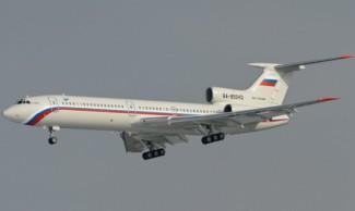 Стал известен список пассажиров разбившегося над Чёрным морем Ту-154 МО РФ