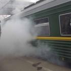 В поезде «Сура» задымился вагон с детьми из Пензы