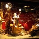 Стеклянная сказка: как владельцы пензенских бутиков украсили витрины к Новому году