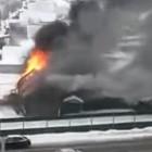 Пожар в Терновке унес жизнь женщины