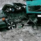 Большегруз из Пензы влетел в два автомобиля. Один человек скончался
