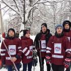В Железнодорожном районе Пензы состоялся хоккейный турнир