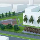 В ПГУАС состоялась презентация проекта «Дизайн – концепция пространственной модификации среды университетского кампуса ПГУАС»