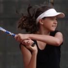 Пензенская теннисистка Марта Пайгина взяла две серебряных медали на соревнованиях в Тунисе