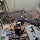 В результате взрыва в строящемся доме в Заре серьезно пострадал молодой парень