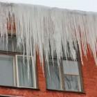 В Пензе УК из-за похолодания не будут сбивать сосульки с крыш