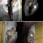 Не попавшие в Зарю. Аварийный дом на улице 9 января начал трещать по швам